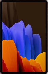 Samsung Galaxy Tab S7 Plus (Wi-Fi) [SM-T970], Wi-Fi - Mystic Black, 128 GB, 6 GB