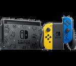 Nintendo Switch, Fortnite Edition - Grey, 32 GB