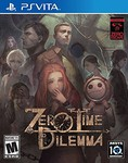 Zero Time Dilemma for PlayStation Vita