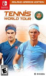 Tennis World Tour: Roland-Garros Edition for Nintendo Switch