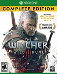 The Witcher III: Wild Hunt – Complete Edition for Xbox One