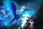 Nights of Azure 2: Bride of the New Moon screenshot