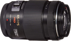 Panasonic LUMIX G Vario Power Zoom 45-175mm F4-5.6 for sale