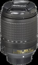 Nikon AF-S DX NIKKOR 18-140mm f3.5-5.6G ED