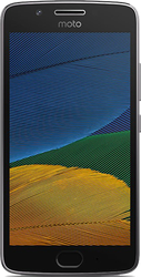 Used Moto G5