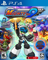 Mighty No. 9 for PlayStation 4