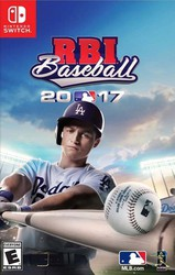 R.B.I. Baseball 2017 for Nintendo Switch