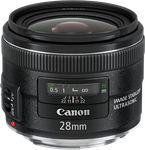 Canon EF 28mm f2.8 IS USM Wide Angle