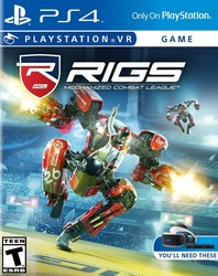 RIGS: Mechanized Combat League for PlayStation 4