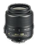 Nikon 18-55mm f/3.5-5.6G AF-S DX VR