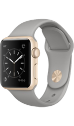 Apple Watch Series 1 38mm [A1802] - Gray, 8 GB