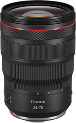 Canon RF 24-70mm f2.8L IS USM for sale on Swappa