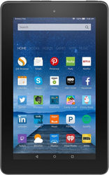 Amazon Kindle Fire 5th Gen (Amazon) - Black, 8 GB