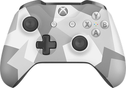 Xbox One Controller Winter Forces Edition