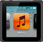 Apple iPod Nano 6th Gen