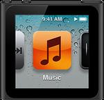 Apple iPod Nano 6th Gen (Wi-Fi) - Blue, 8 GB