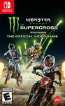 Monster Energy Supercross: The Official Videogame for Nintendo Switch