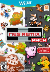 NES Remix Pack for Nintendo Wii U