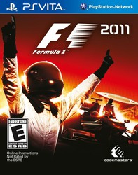 F1 2011 for sale