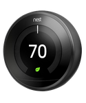 Nest Thermostat 3rd Gen - Black