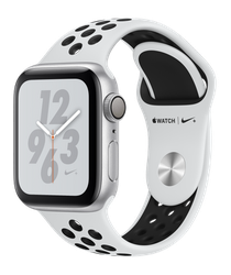 Apple Watch Series 4 40mm [A1977 - GPS Only], Nike - Silver