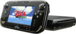 Wii U, Legend of Zelda Edition - Black, 32 GB