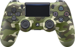 DualShock 4 Wireless Controller - Green Camo