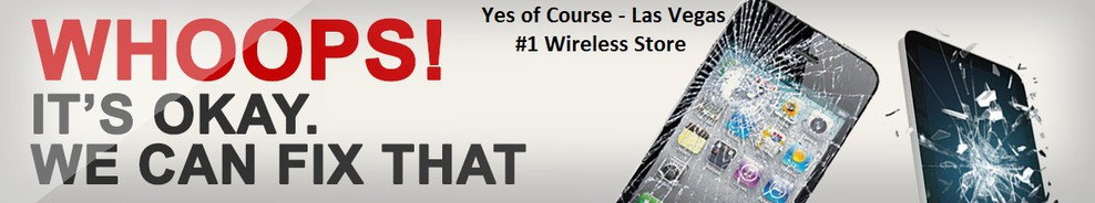 Yes of Course Wireless Banner
