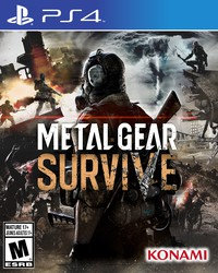 Metal Gear: Survive for PlayStation 4