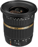 Tamron 10-24mm f3.5-4.5 Di-II VC HLD Wide Angle Zoom