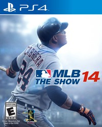 MLB 14: The Show for PlayStation 4