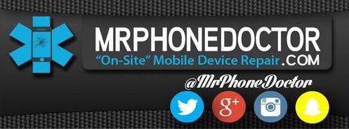 Mr. Phone Doctor Banner