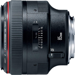Canon EF 85mm f1.2L II USM for sale on Swappa