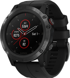 Garmin Fenix 5X Plus - Black
