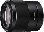 Sony FE 35mm f1.8 Large Aperture Prime Lens