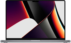 "Used MacBook Pro 2021 - 16"""