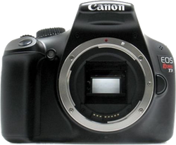 Canon EOS Rebel T3 for sale on Swappa