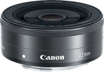 Canon EF-M 22mm f2 STM Compact