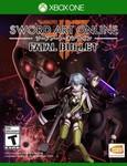 Sword Art Online: Fatal Bullet for Xbox One