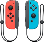 Nintendo Switch Joy-Con (L-R) - Red & Blue