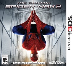 The Amazing Spider-Man 2 for Nintendo 3DS