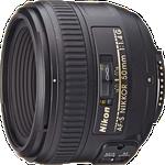 Nikon AF-S FX NIKKOR 50mm f1.4G