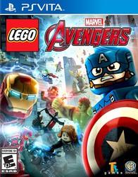 LEGO: Marvel's Avengers for PlayStation Vita