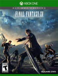 Used FINAL FANTASY XV for Xbox One