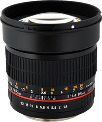 Rokinon 85M-C 85mm F1.4 for Canon for sale