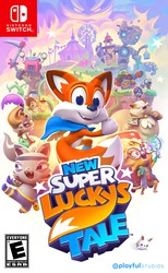 Super Lucky's Tale for Nintendo Switch