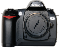 Nikon D70 for sale
