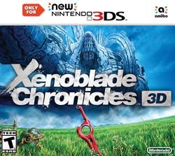 Xenoblade Chronicles for Nintendo 3DS