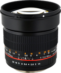 Rokinon 85M-C 85mm F1.4 for Canon