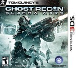 Tom Clancy's: Ghost Recon - Shadow Wars for Nintendo 3DS